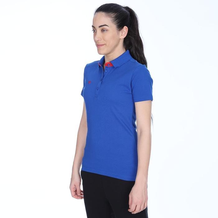 Kamp Kadın Mavi Basketbol Polo Tişört Tke1015-00M 1079123