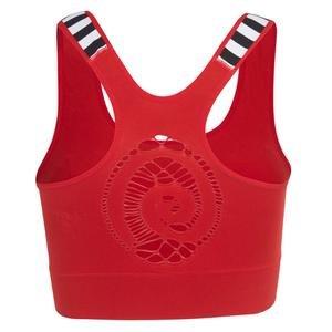 Kadın Kırmızı Sırt Dekolteli Bra Sporcu Sütyeni WBR3S05