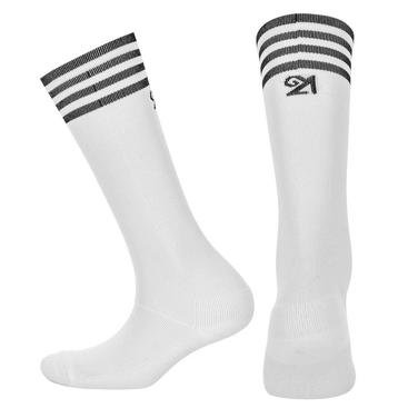 Kadın Beyaz Uzun Koşu Çorabı WSC1S01 1157574