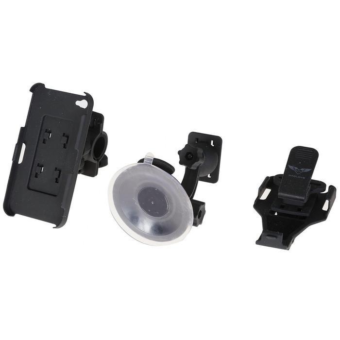 Maclove Holder Box İphone 4-4S Araç Ve Bisiklet Tutucu Kit 10557 467146