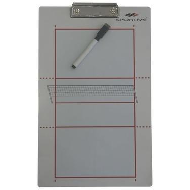 Çift Taraflı Voleybol Taktik Tahtası Ve Kalemi RM7-VLB 102139