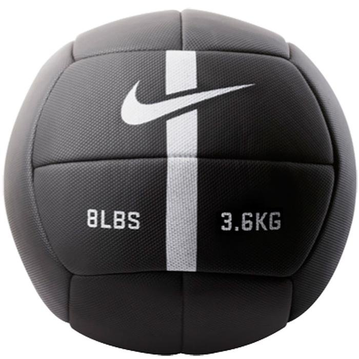 Strength Siyah Fitness Topu - 3,6 Kg N.EW.05.010.NS 634208