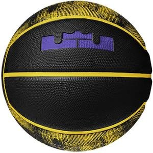 Lebron Skills Siyah NBA Basketbol Topu N.000.3144.966.03