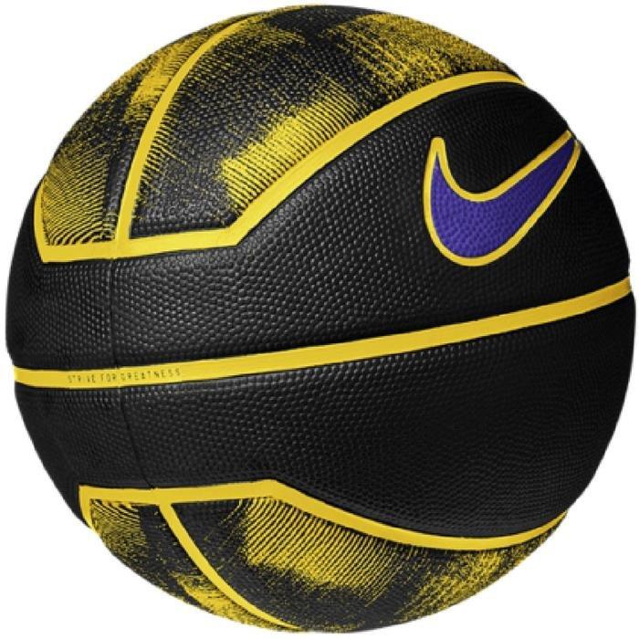 Lebron Skills Siyah NBA Basketbol Topu N.000.3144.966.03 1092800