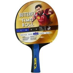 Butterfly Timo Boll Gold Unisex Mavi Masa Tenisi Raketi 85021S