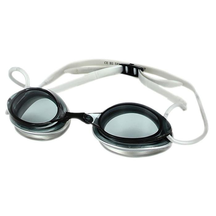 Unisex Gri Yüzücü Gözlüğü SR-1007-SLVR 523488