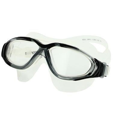 Unisex Beyaz Yüzücü Gözlüğü SR-1006-BLCK 523483