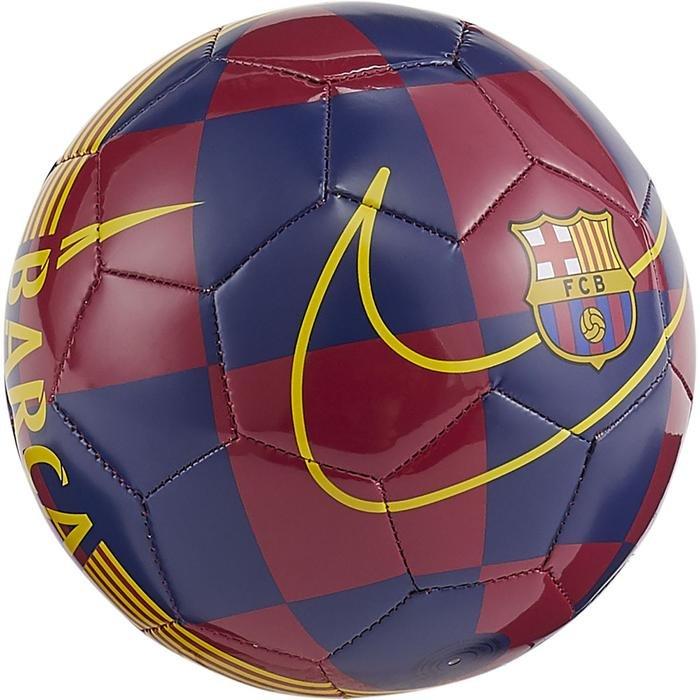 Barcelona Bordo Mavi Futbol Topu SC3604-455 1092448