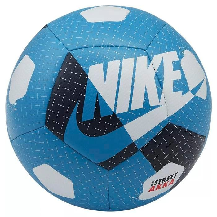 Street Akka Unisex Mavi Futbol Topu SC3975-446 1136835