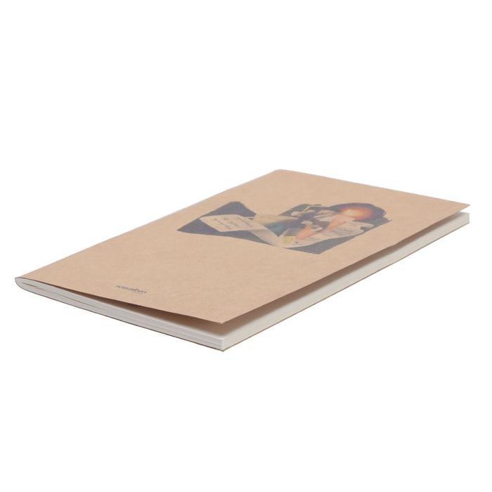 Kahverengi Küçük Not Defteri 20200109-06-KAHVE 1176100