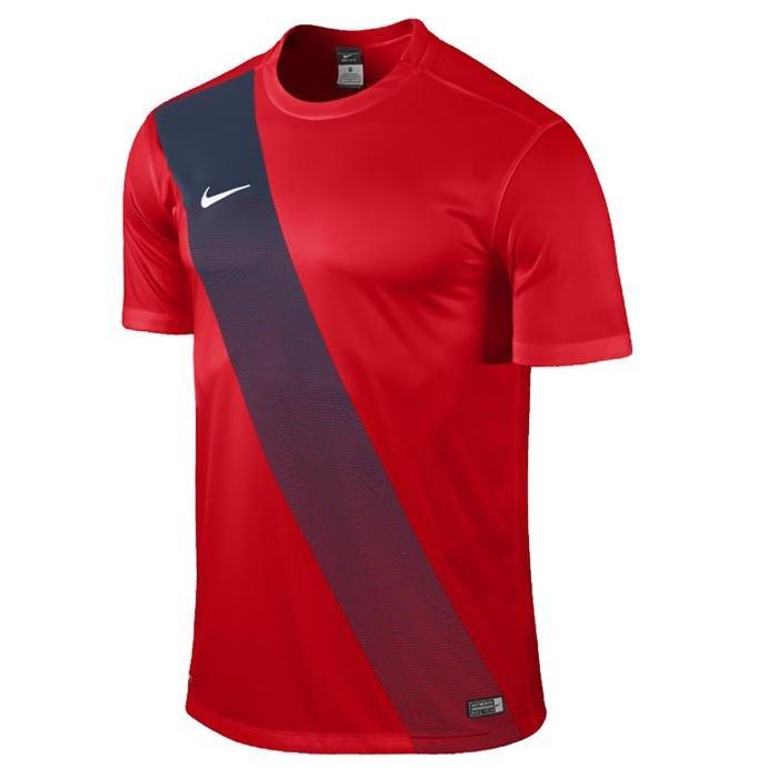 Sash Jsy Erkek Kırmızı Futbol Tişört 645497-657 741396