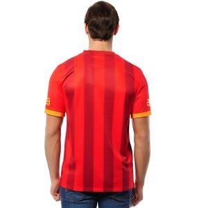 Galatasaray 2013-14 Third Erkek Kırmızı Futbol Tişört 544886-604