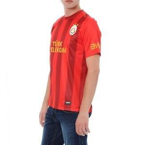Galatasaray Third Erkek Kırmızı Futbol Tişört 545705-606