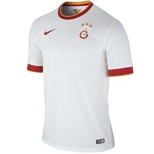 Galatasaray Deplasman Çocuk Beyaz Futbol Tişört 618798-106