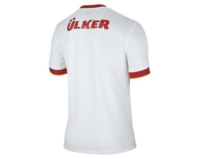 Galatasaray Deplasman Çocuk Beyaz Futbol Tişört 618798-106 616627