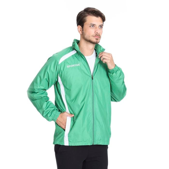 Basics Line Erkek Yeşil Yağmurluk 500600-00Y 637111