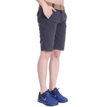 Chino Şort Erkek Lacivert Günlük Stil Polo Tişört 108151580152 750335