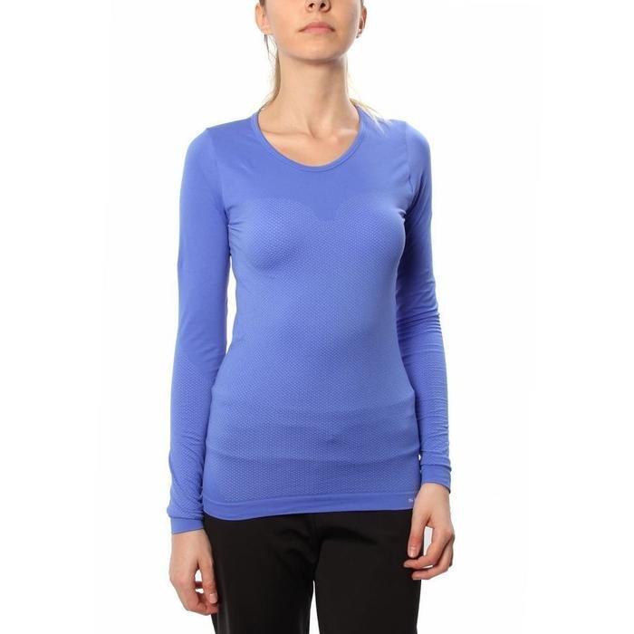 Seamform Kadın Mavi Günlük Stil Tişört 210438-00L 619532