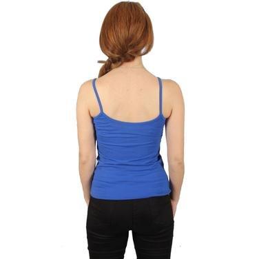 Supspalet Kadın Mavi Atlet 400217-0SX 714375