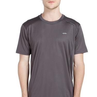 Fortunato Erkek Gri Günlük Stil Tişört 400255-00A 713550