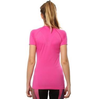 Seambody Kadın Pembe Günlük Stil Tişört 100972-0RS 618549