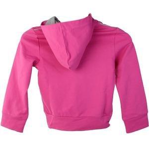 Girlcat Çocuk Pembe Günlük Stil Sweatshirt 210430-0Rs