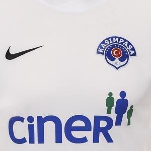 Kasimpaşa Spor Erkek Beyaz Futbol Forma 725891-100-Kas