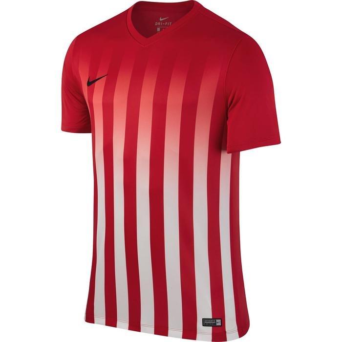 Ss Striped DIVision II Jsy Erkek Kırmızı Futbol Tişört 725893-657 861551