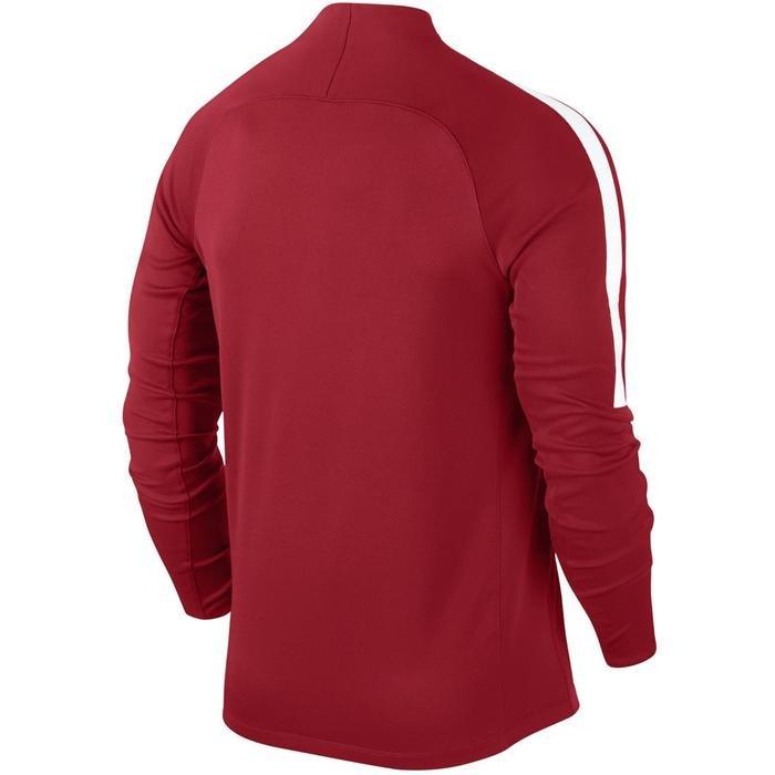 Dry Sqd Dril Erkek Kırmızı Futbol Uzun Kollu Tişört 831569-657 921925