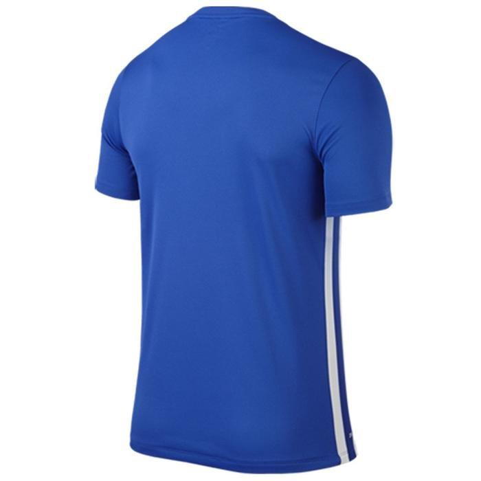Ss Striped Division ii Jsy Erkek Mavi Futbol Tişört 725893-463 861545
