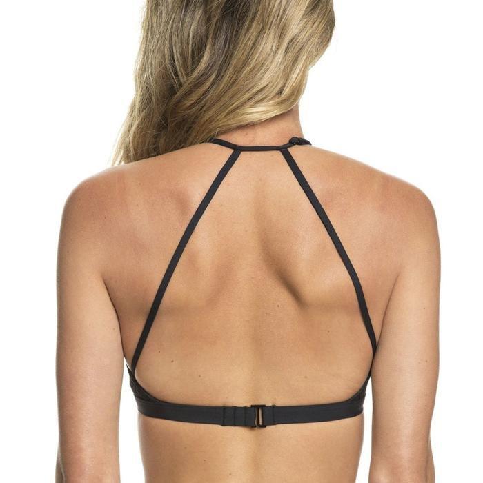 Garden Summers Crop Top Kadın Siyah Bikini Üstü Erjx303847-Kvj0 1131819