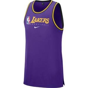 NBA Los Angeles Lakers Erkek Mor Atlet BQ9343-504