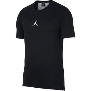 Air Jordan NBA Erkek Siyah Basketbol Tişört 889713-013