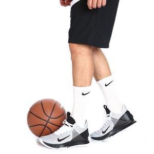 Lebron Witness 4 NBA Erkek Gri Basketbol Ayakkabısı BV7427-101