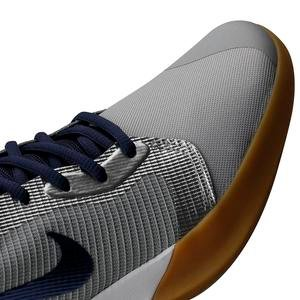 Precision III NBA Erkek Gri Basketbol Ayakkabısı AQ7495-008