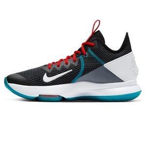 Lebron Witness 4 NBA Erkek Siyah Basketbol Ayakkabısı BV7427-005