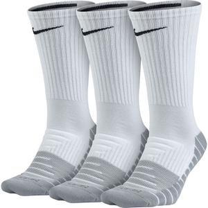 Everyday Max 3'lü Beyaz Antrenman Çorabı SX5547-100