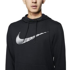 Dry Erkek Siyah Antrenman Sweatshirt CJ4268-010
