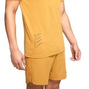 Dri-Fit Project X Tee Erkek Sarı Antrenman Tişörtü CQ6560-790