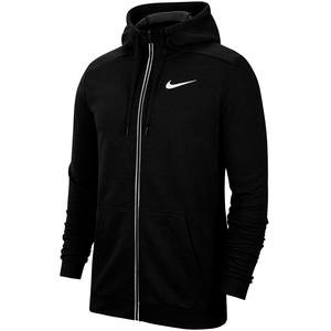 Dry Erkek Siyah Antrenman Sweatshirt CJ4317-010