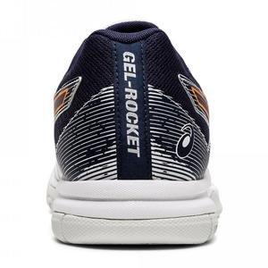 Gel Rocket 9 Erkek Beyaz Voleybol Ayakkabısı 1071A030-102