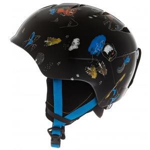 Slush Erkek Siyah Kayak Kaskı EQBTL03014-KVM6