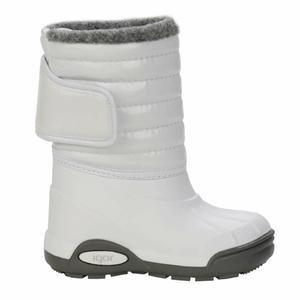 Topo Ski Charol Çocuk Gri Outdoor Ayakkabı W10168-001