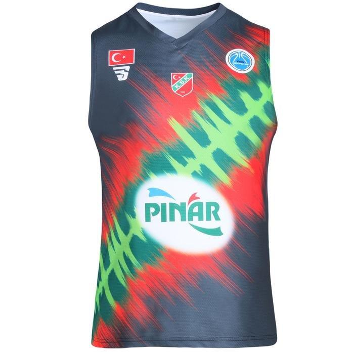 Pınar Karşıyaka Lacivert Basketbol Forması KY2019-002 1159514