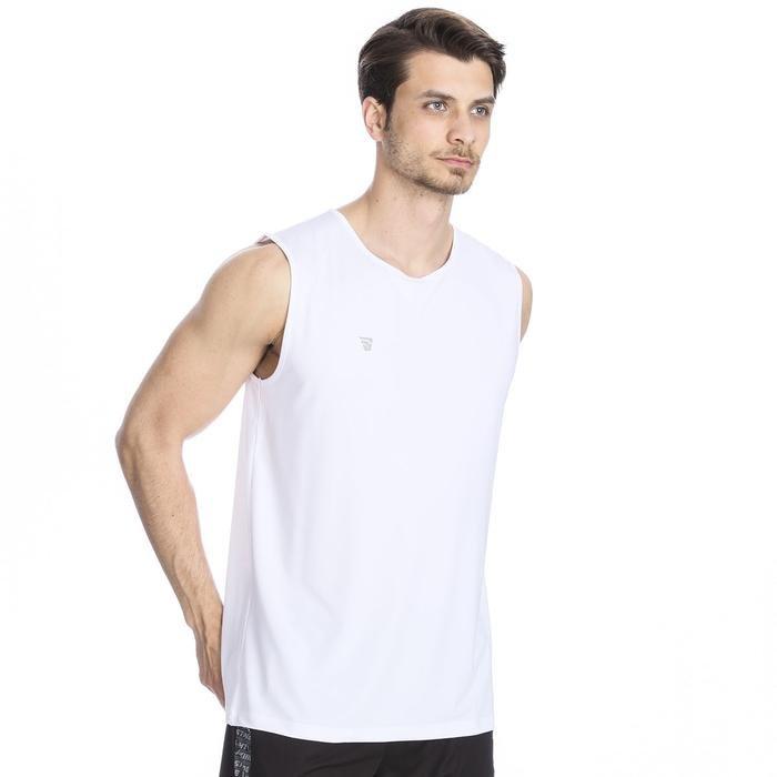 Kamp Basic Erkek Beyaz Basketbol Atleti Tke1041-00B 1079289