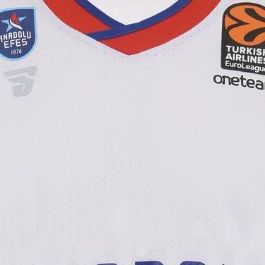 Anadolu Efes Deplasman Çocuk Beyaz Forma TKE2006-00B-B 1151016