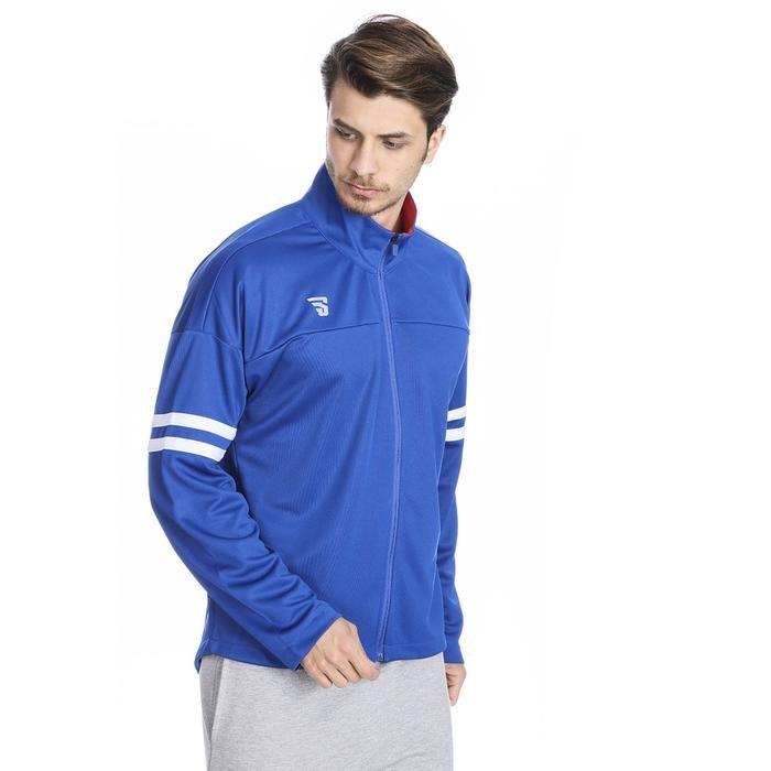 Warm-Up Erkek Lacivert Basketbol Sweatshirt Tke1010-00M 1079090