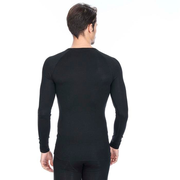 Erkek Siyah Uzun Kollu İçlik M100071-SYH 1127824