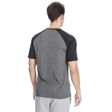 Mountshirt Erkek Siyah Outdoor Tişört M10023-BLK 1089103