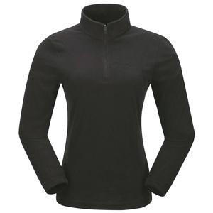 Tanya Kadın Siyah Polar Sweatshirt 2ASW16037001700